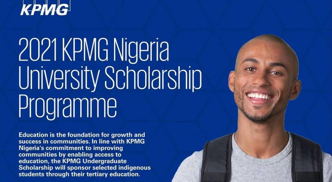 KPMG Nigeria University Scholarship