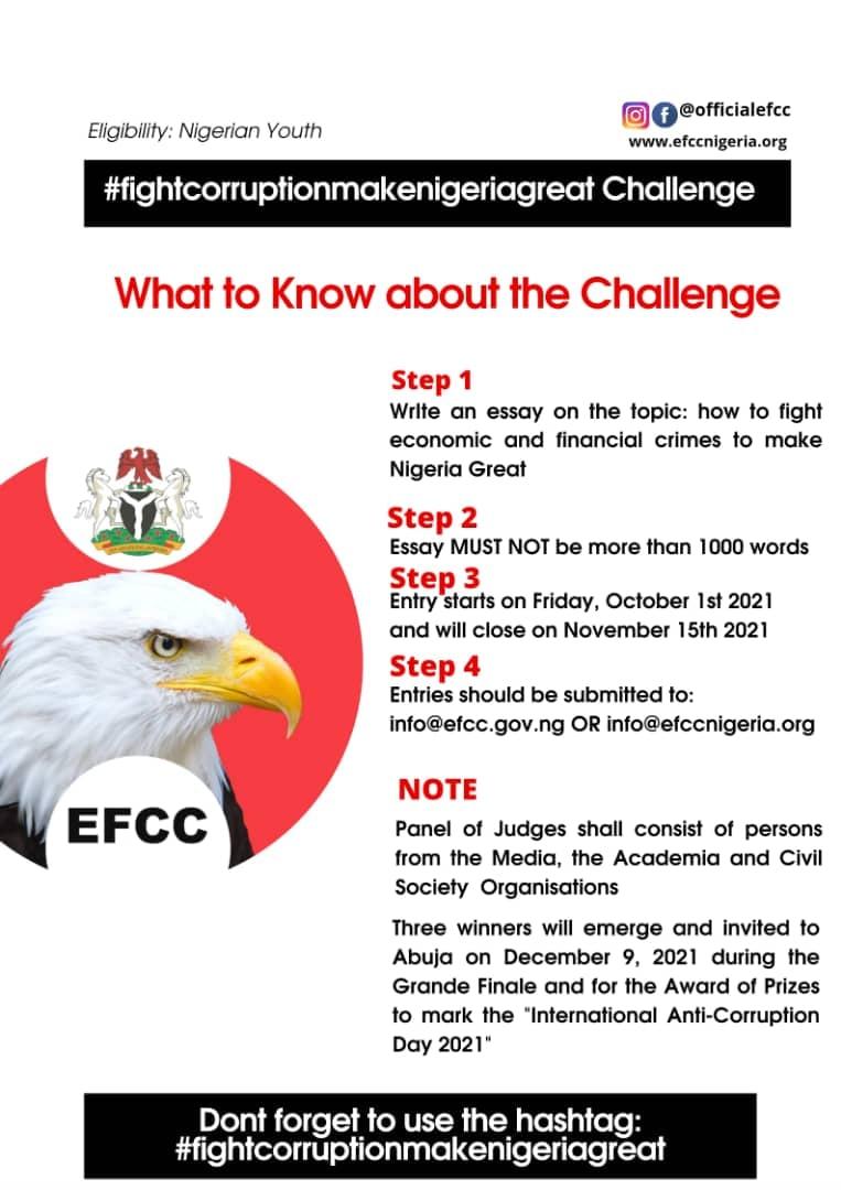 EFCC Essay Competition