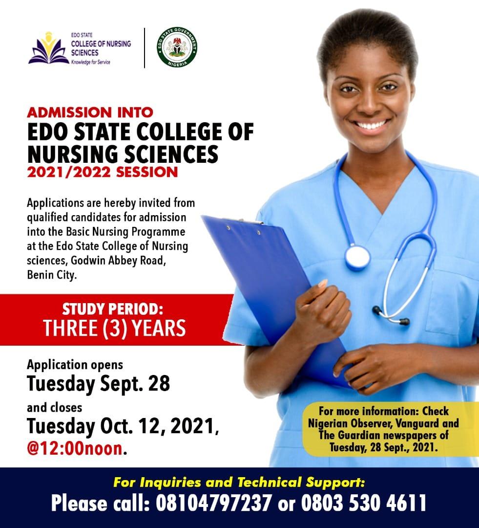 Edo state college of Nursing