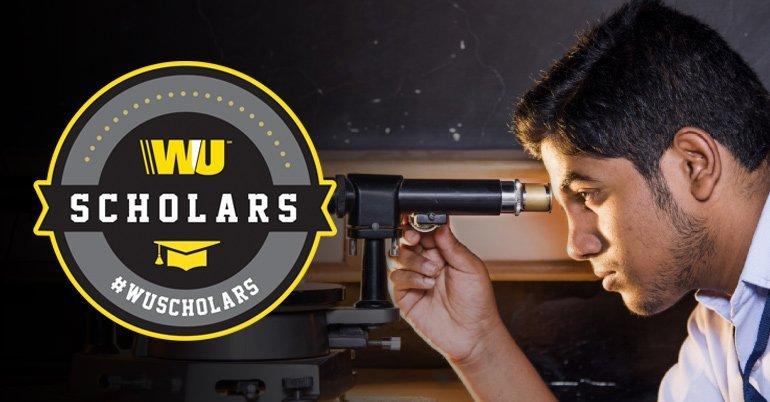 Western Union Foundation Global Scholarship