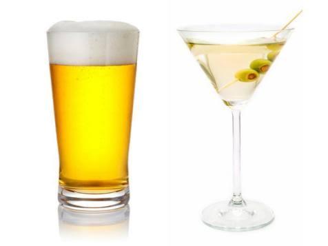 Beer or spirits
